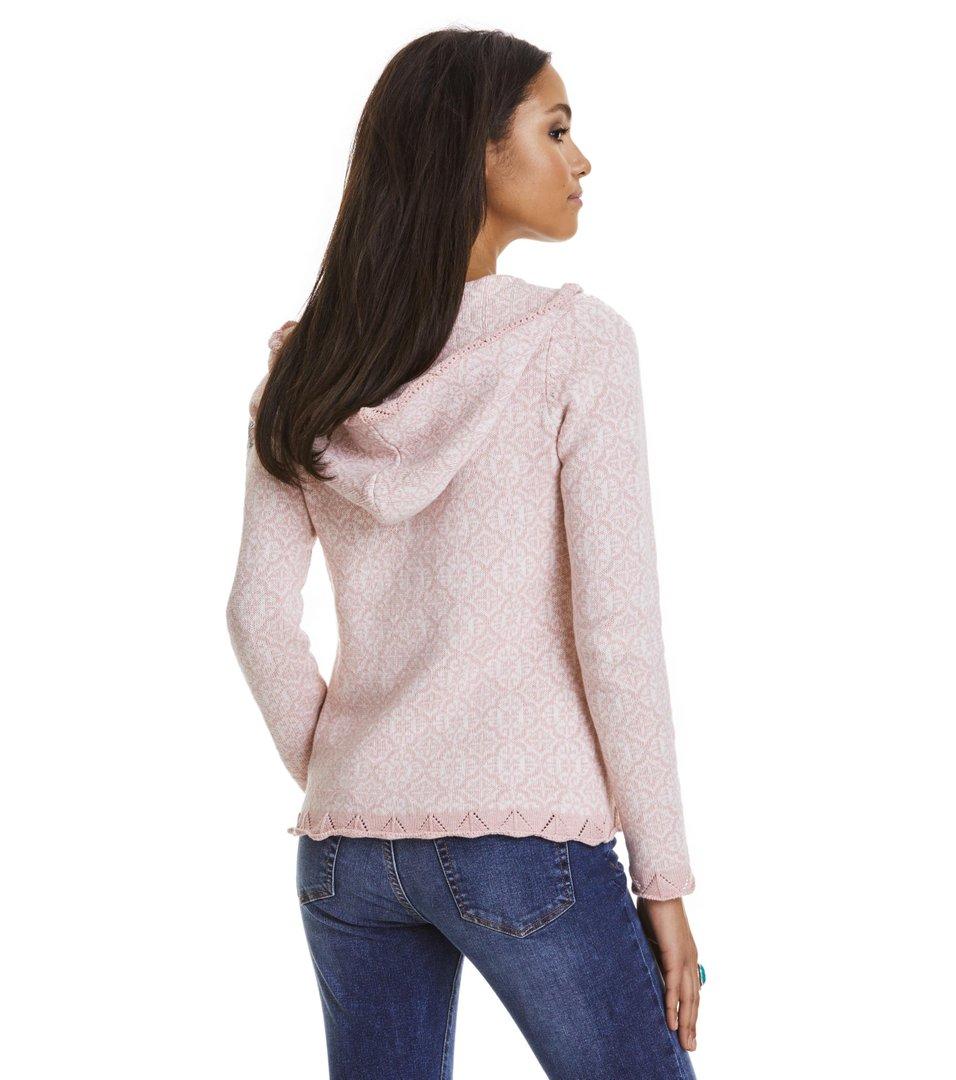 le knit -neuletakki