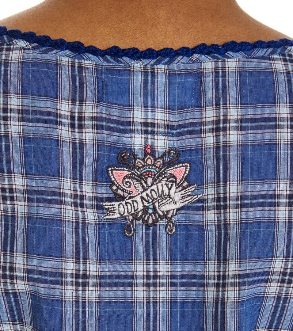 Chirpy Bluse ohne Ärmel