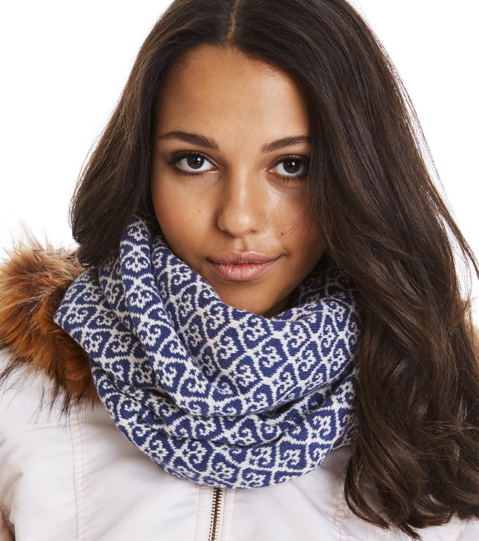 Good Vibrations Tube Scarf