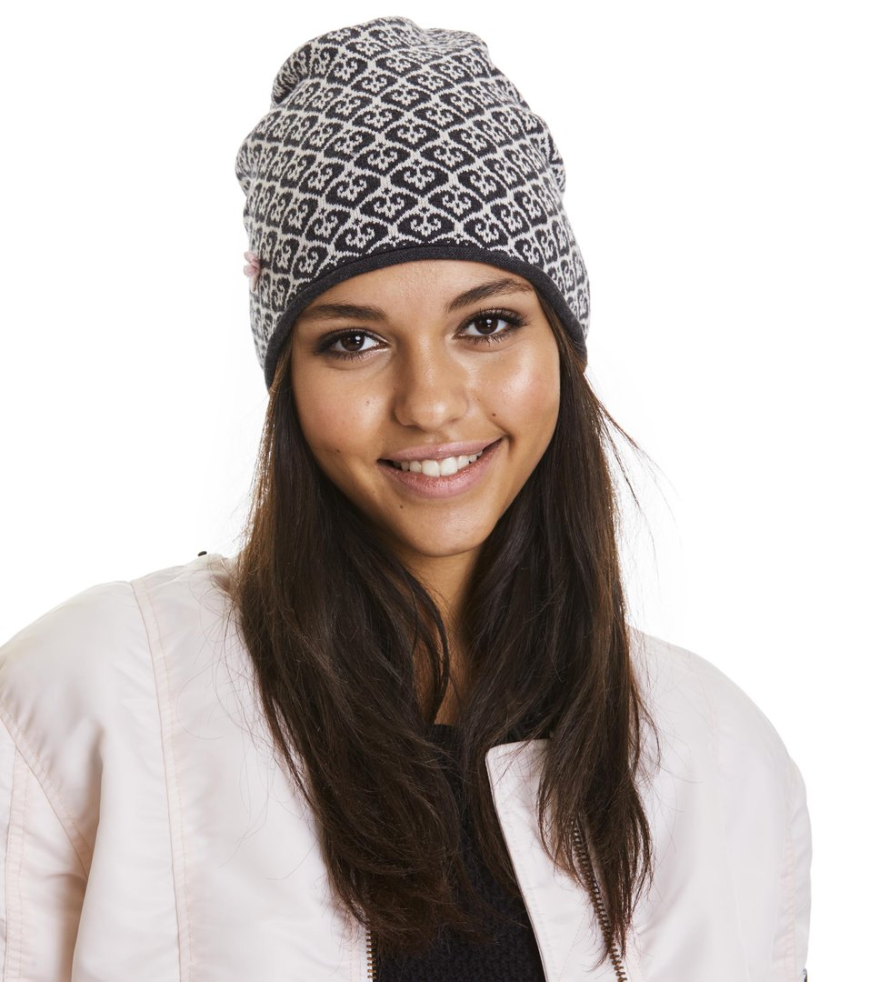 Good Vibrations Tube Beanie