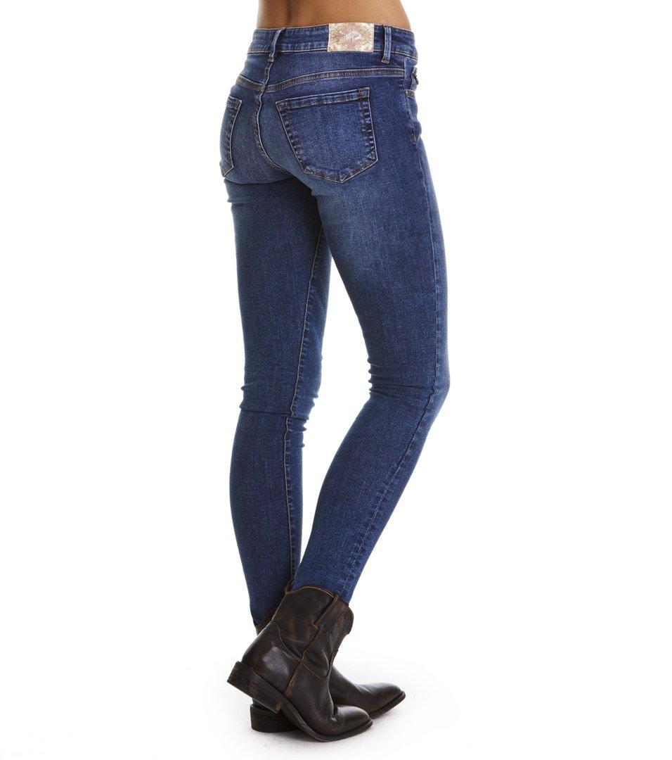 Stretch It Jeans mit Skinny-Fit