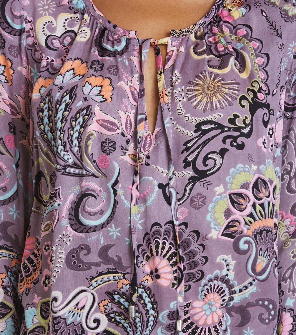 adventure blouse l/s