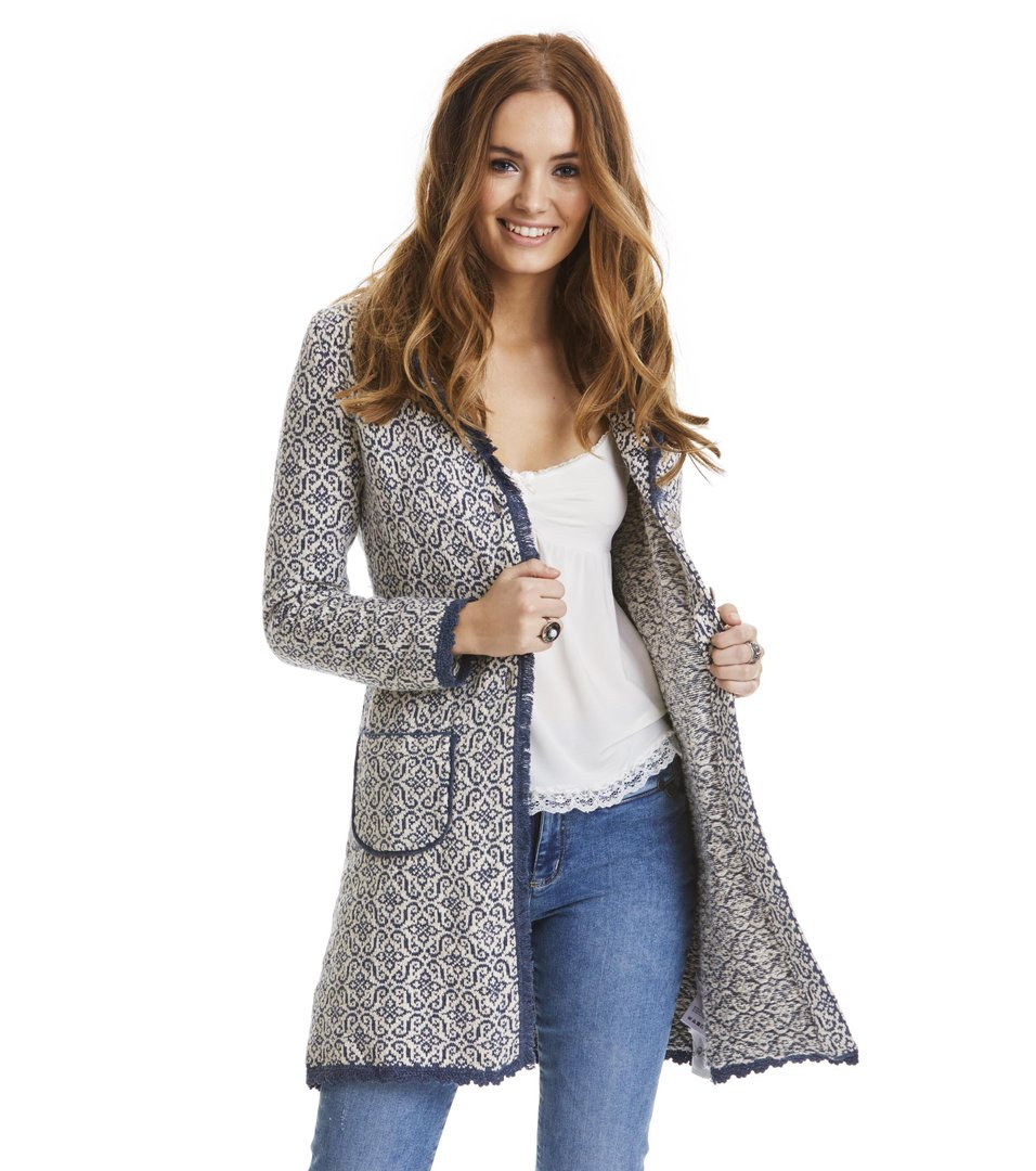 Happy Tribe Long Cardigan