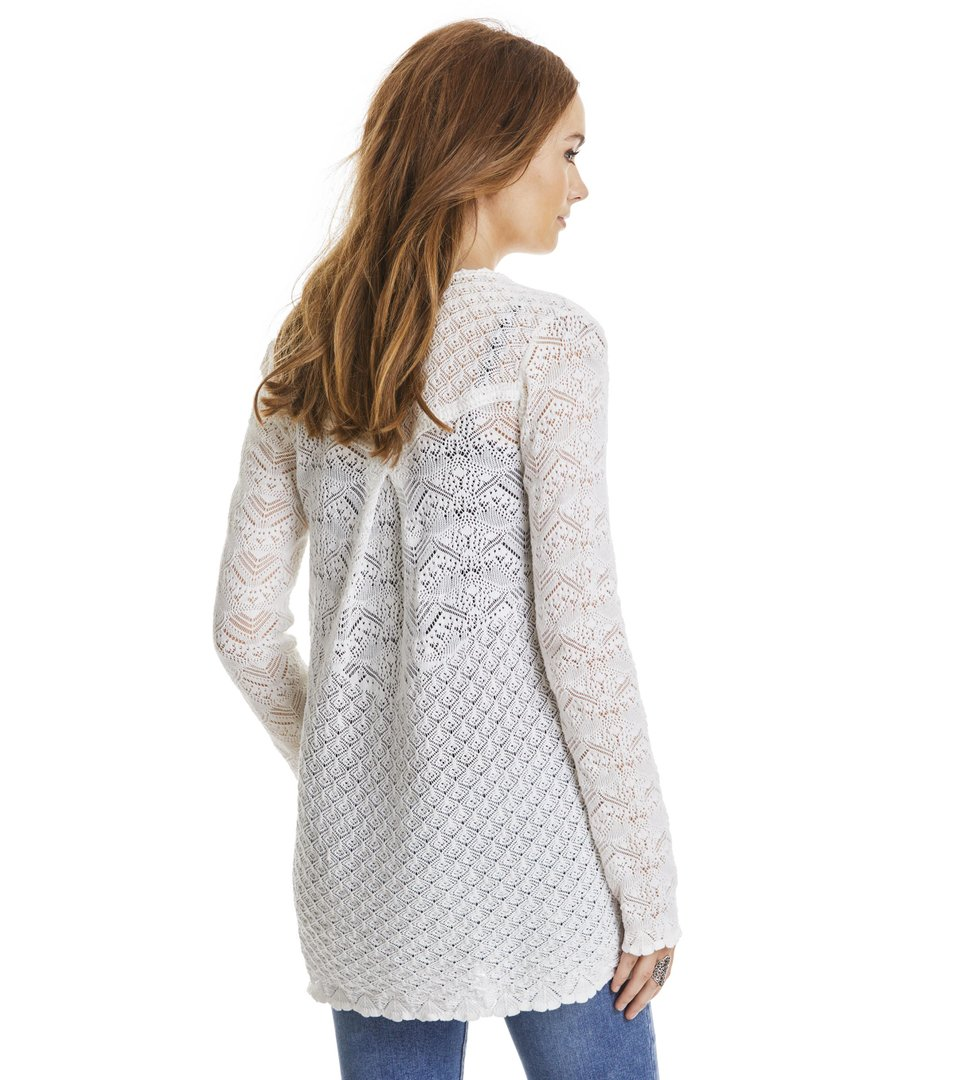 Seize The Day Long Cardigan