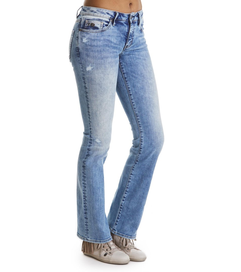 Stretch It Boot-Cut Jean
