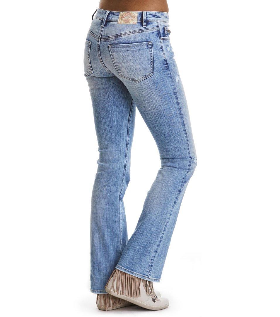 stretch it boot-cut jean