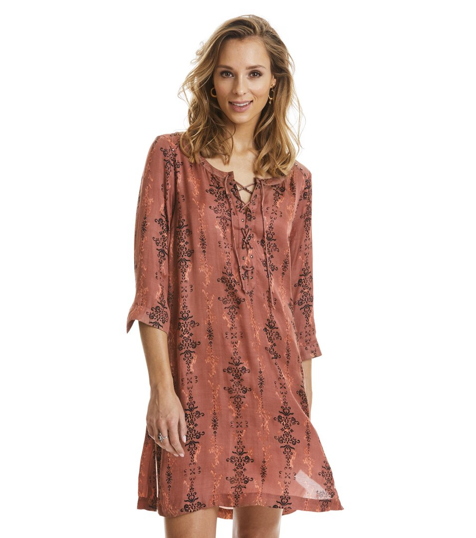 Dusty Desert Dress