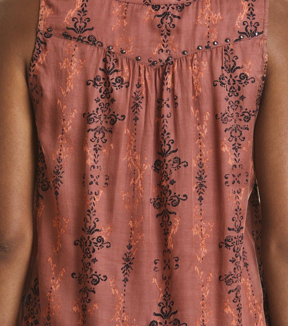dusty desert s/l blouse