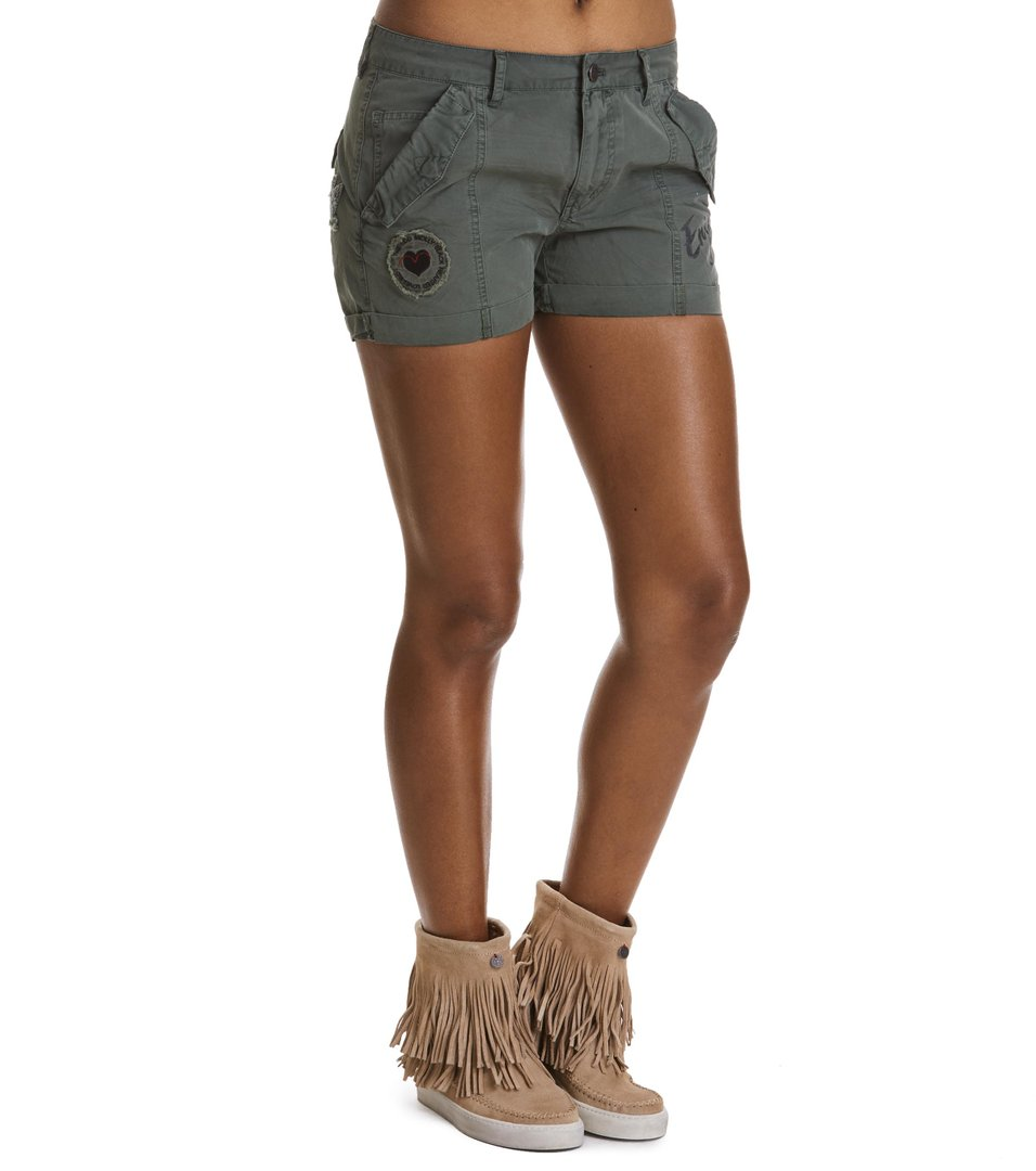 Footprint Utility Shorts