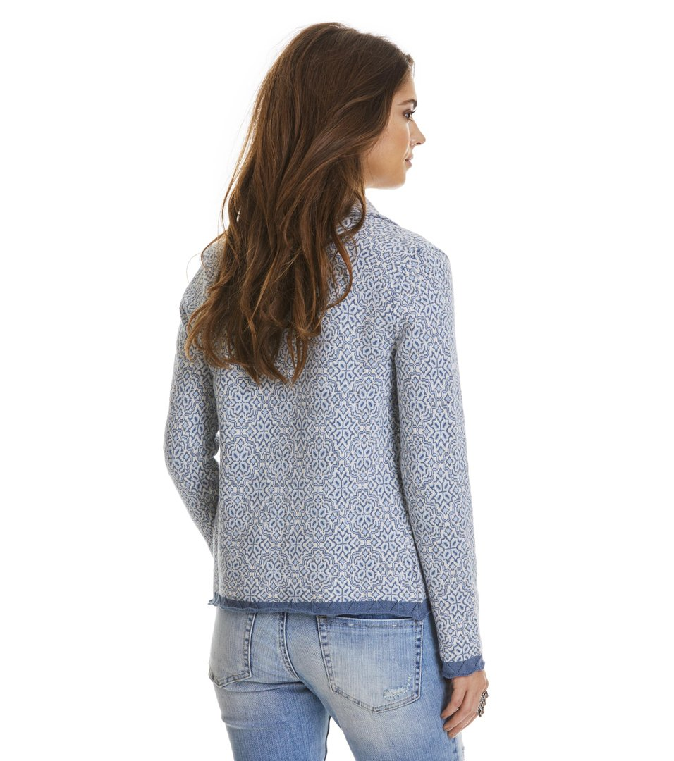 like no other short cardigan