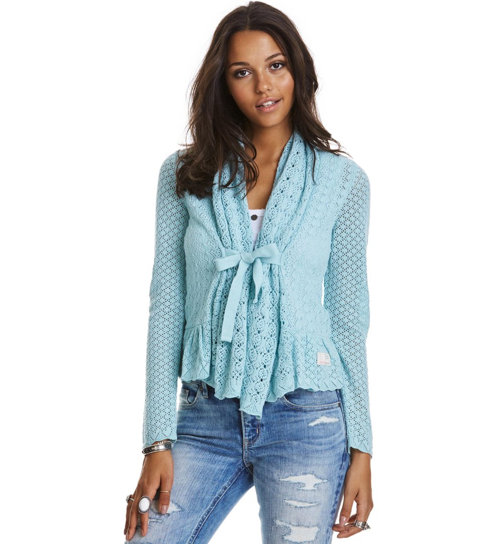 Top-Drawer Cardigan