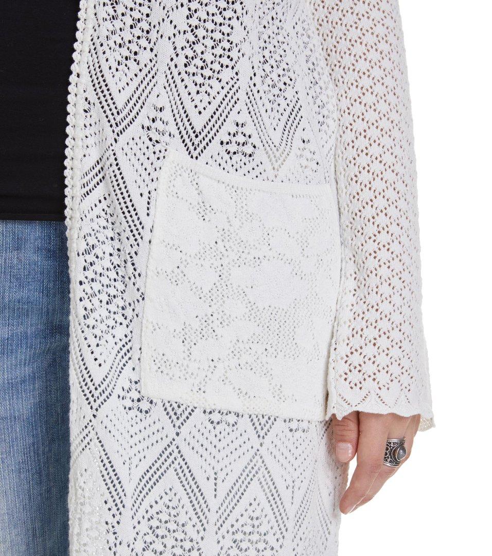 hello knitty long cardigan