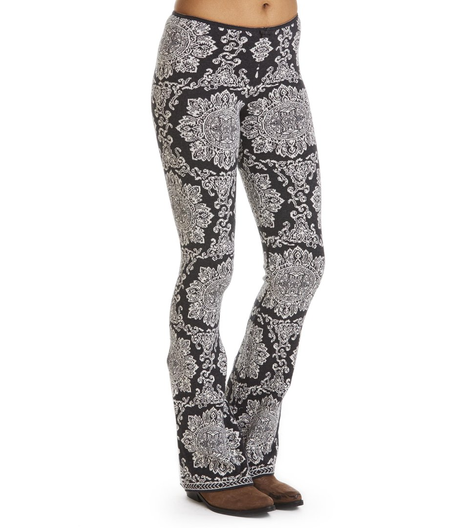 Buzzard Flared Leggings