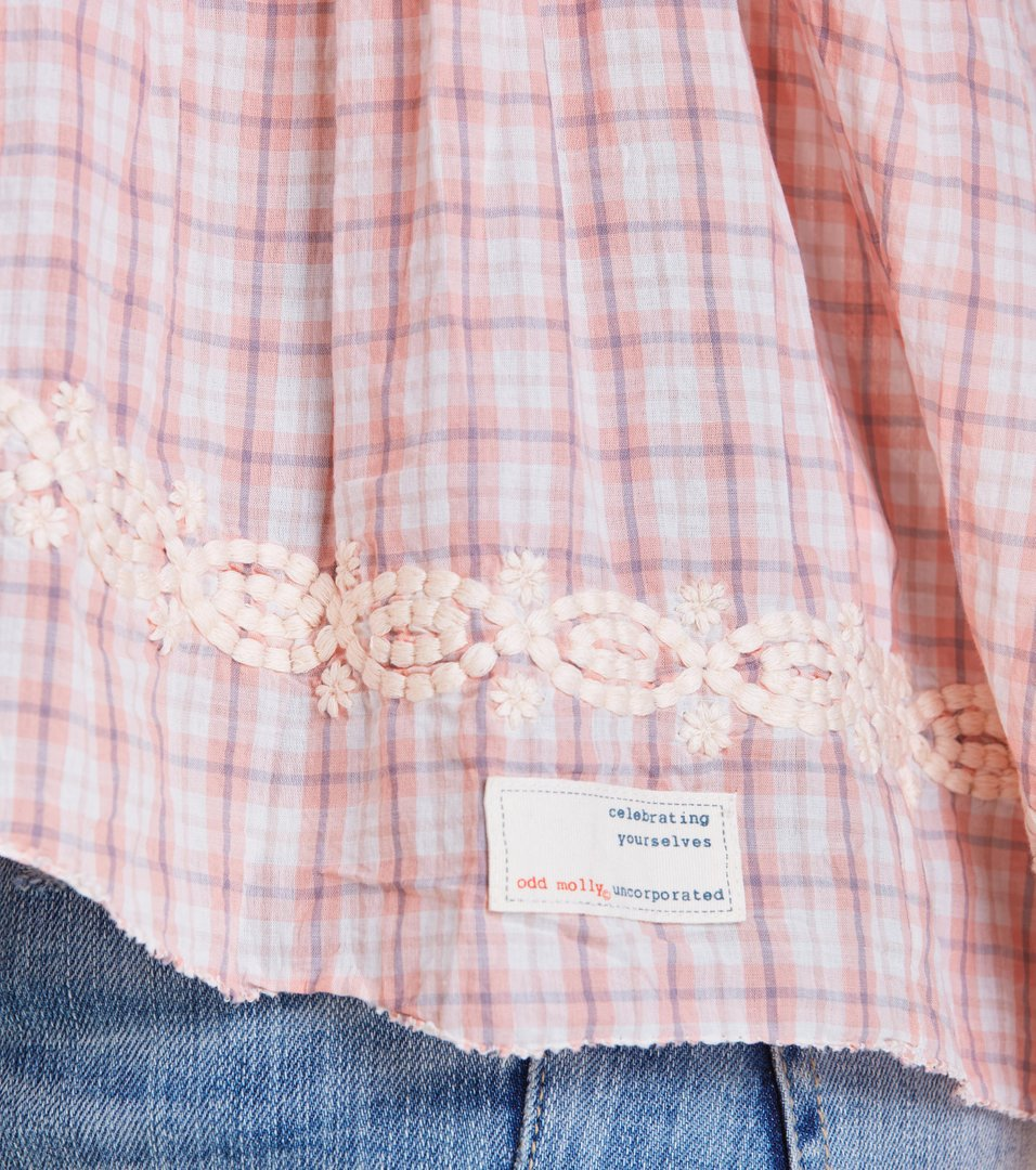 Fin-Tastic Bluse ohne Ärmel