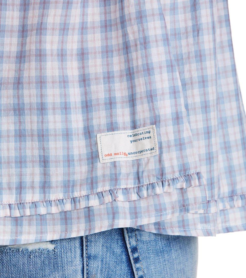 fin-tastic s/s blouse