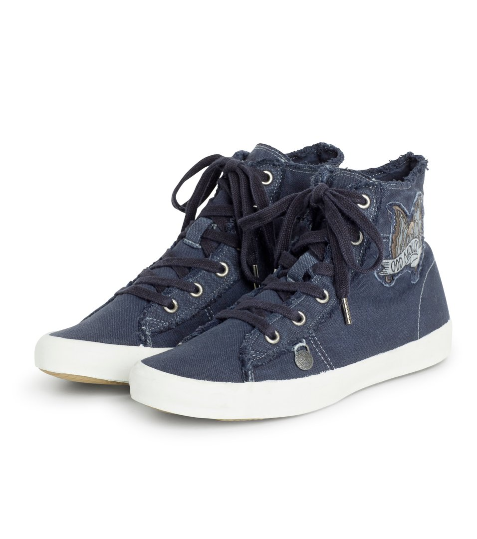 Butterfly High-top-Sneaker