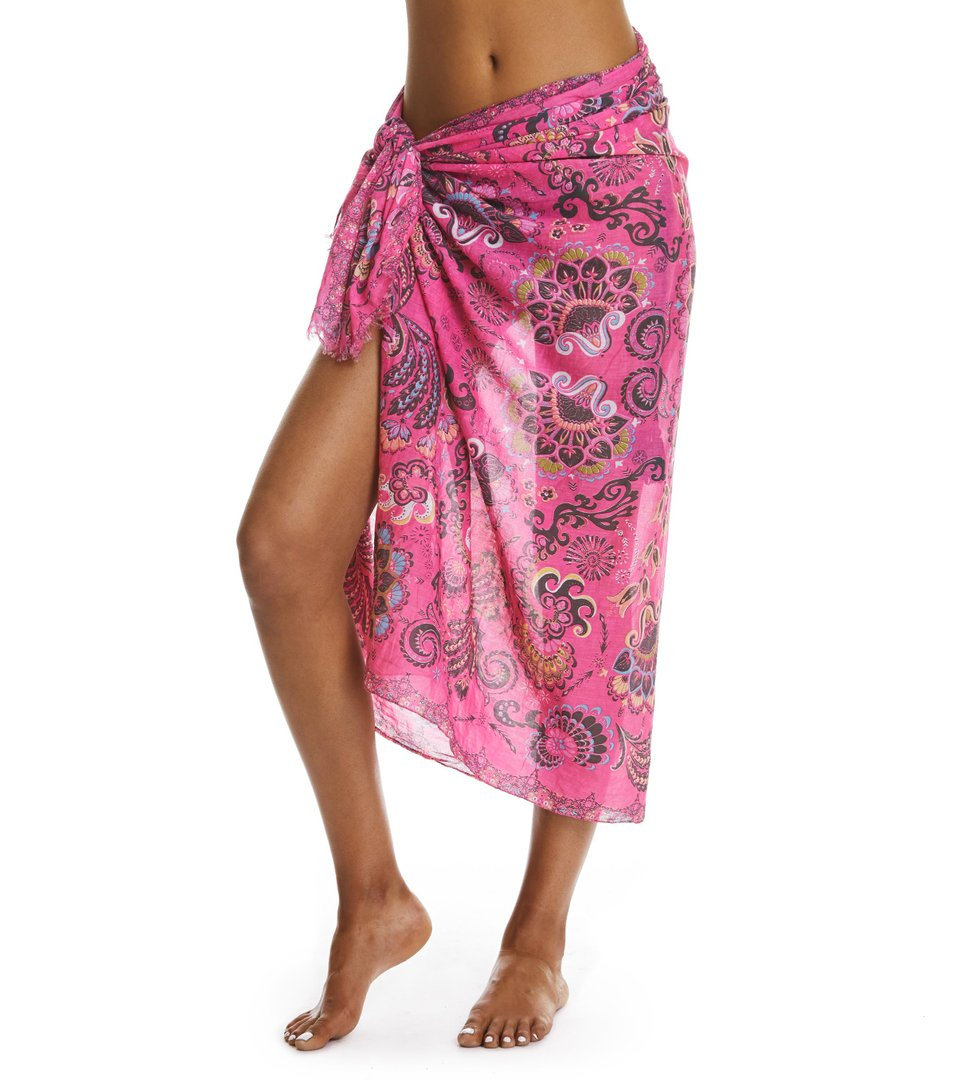 Lay Down Beach Sarong