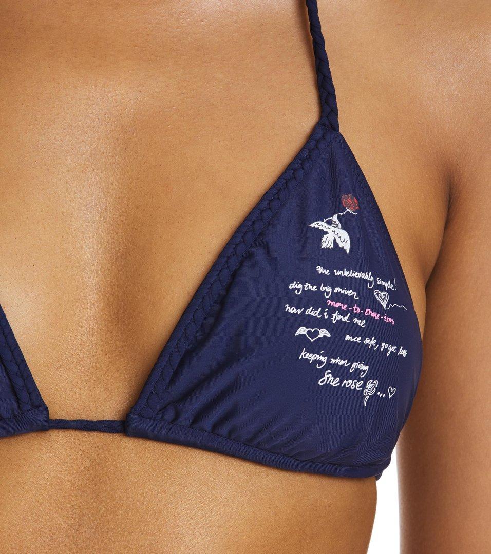 gossip bikini top