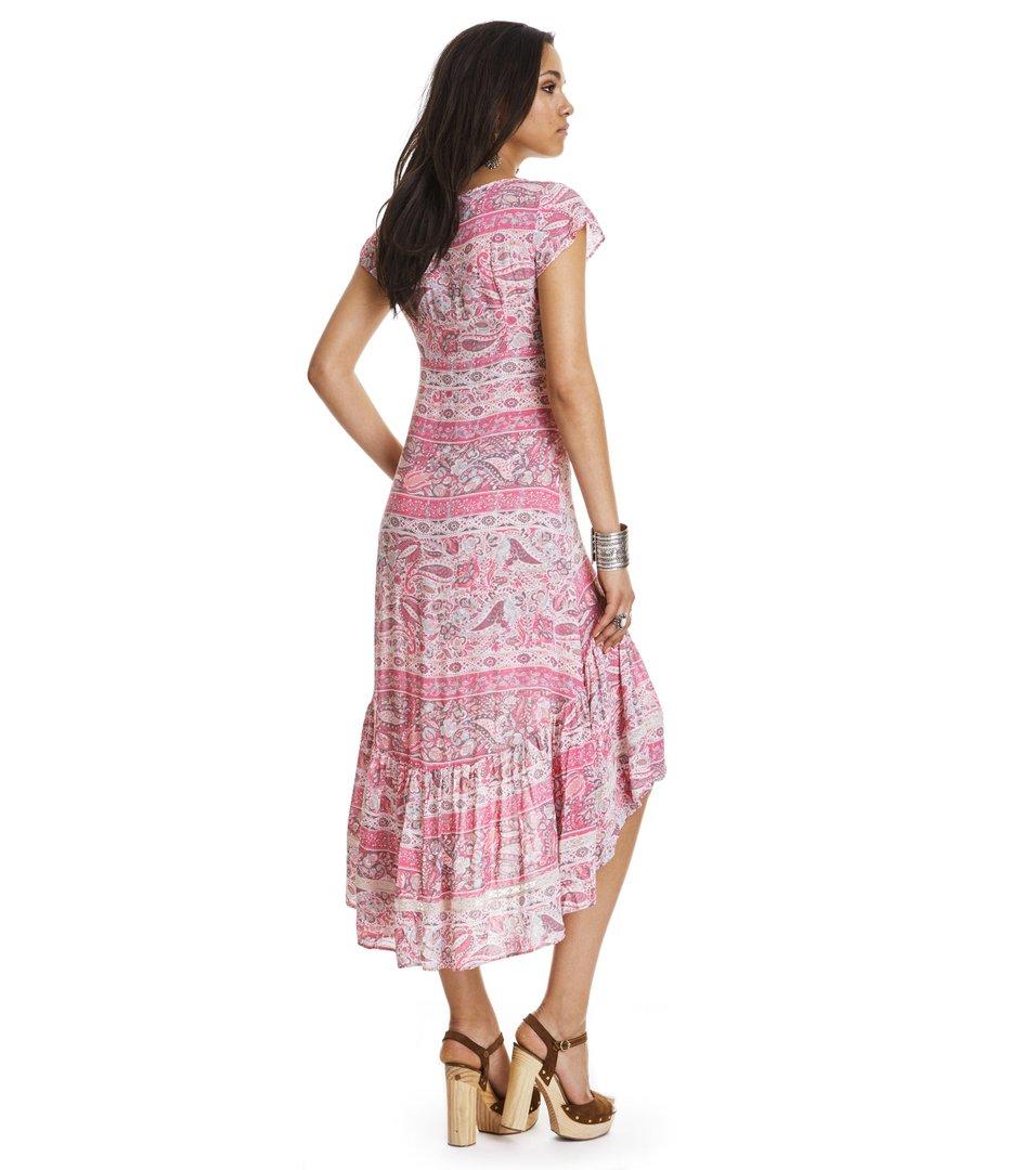 Sway It Long Dress