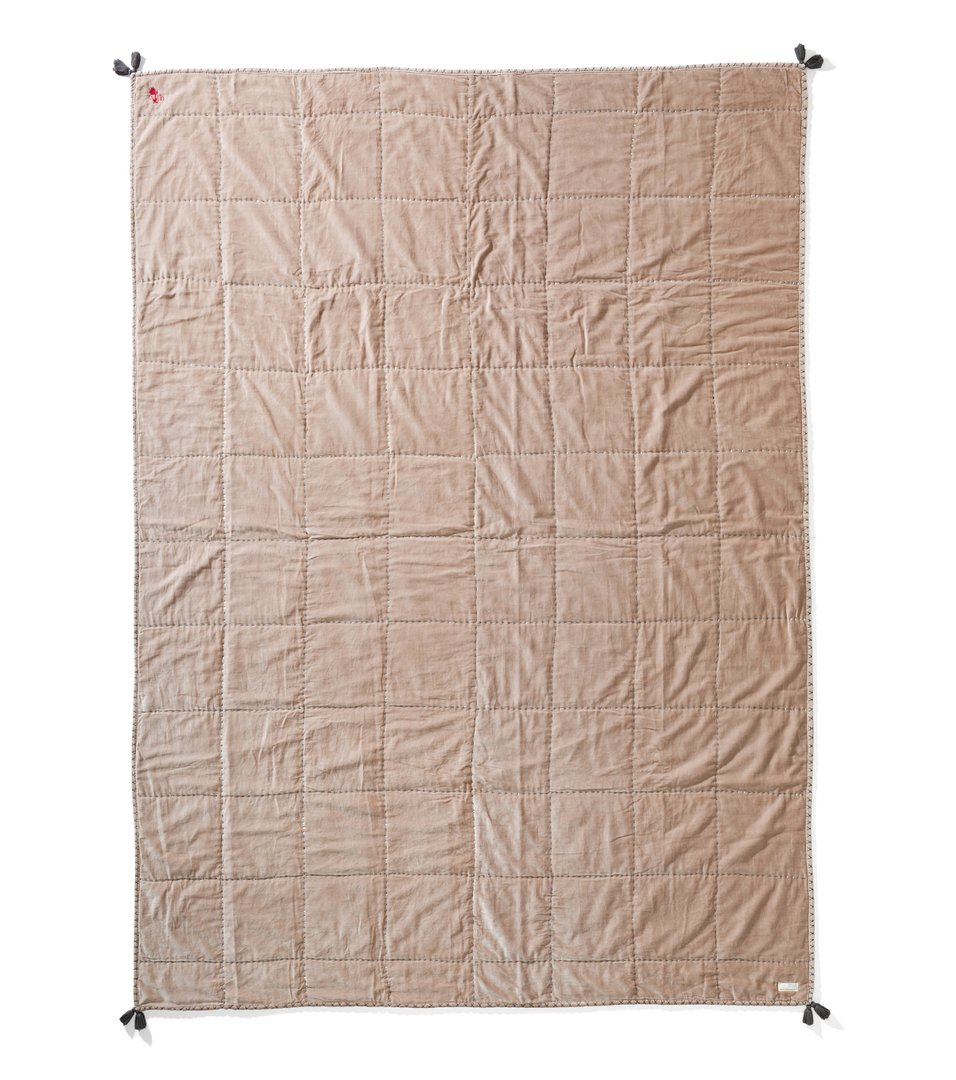 On Top Double Bedspread
