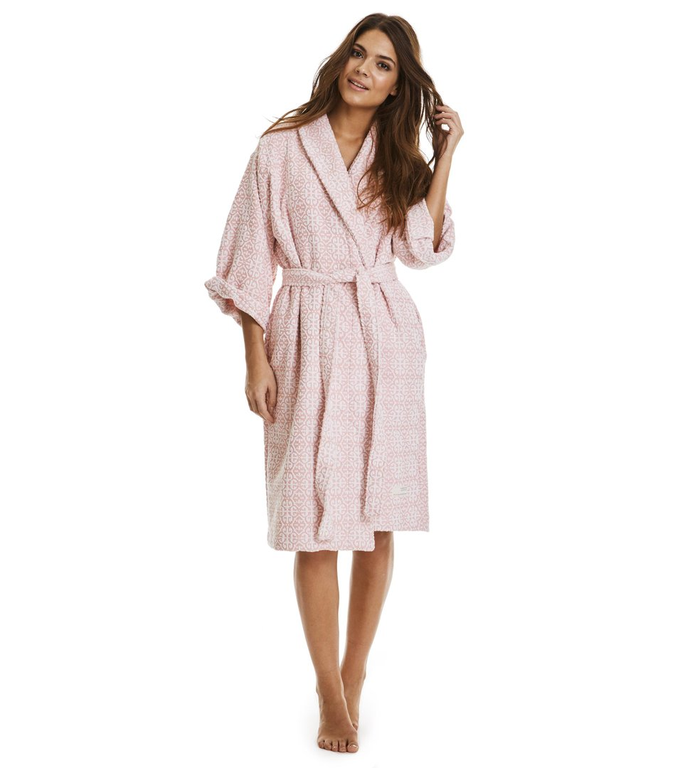 Cozy Bathrobe
