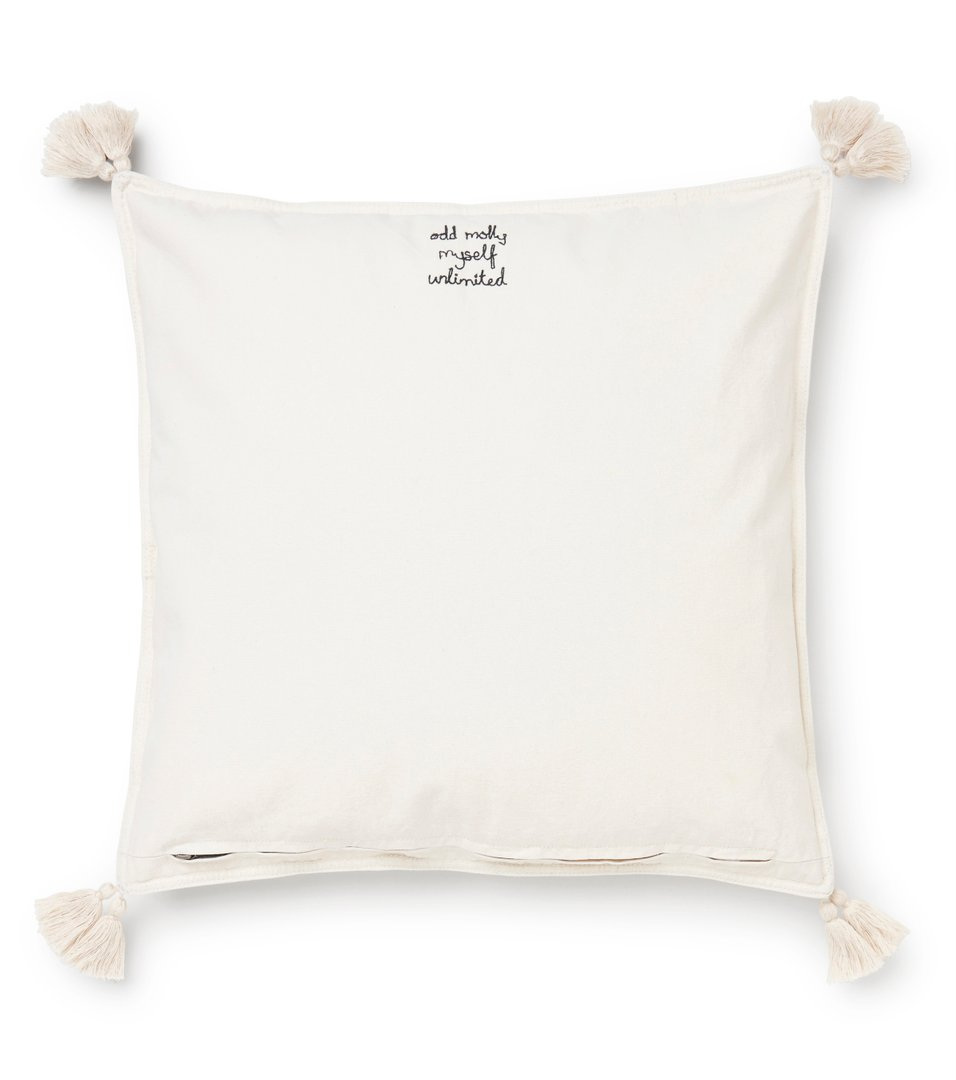 Lounging Around Cushion Cover