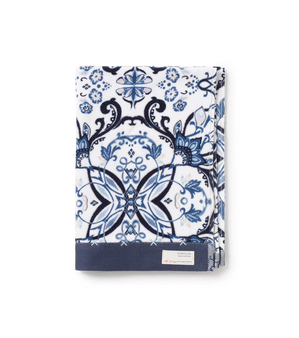 Boho Butterfly Hand Towel