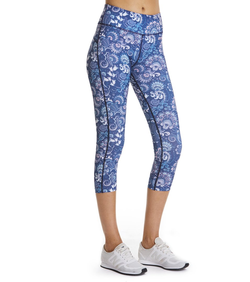 3/4 Capri Shakedown Leggings