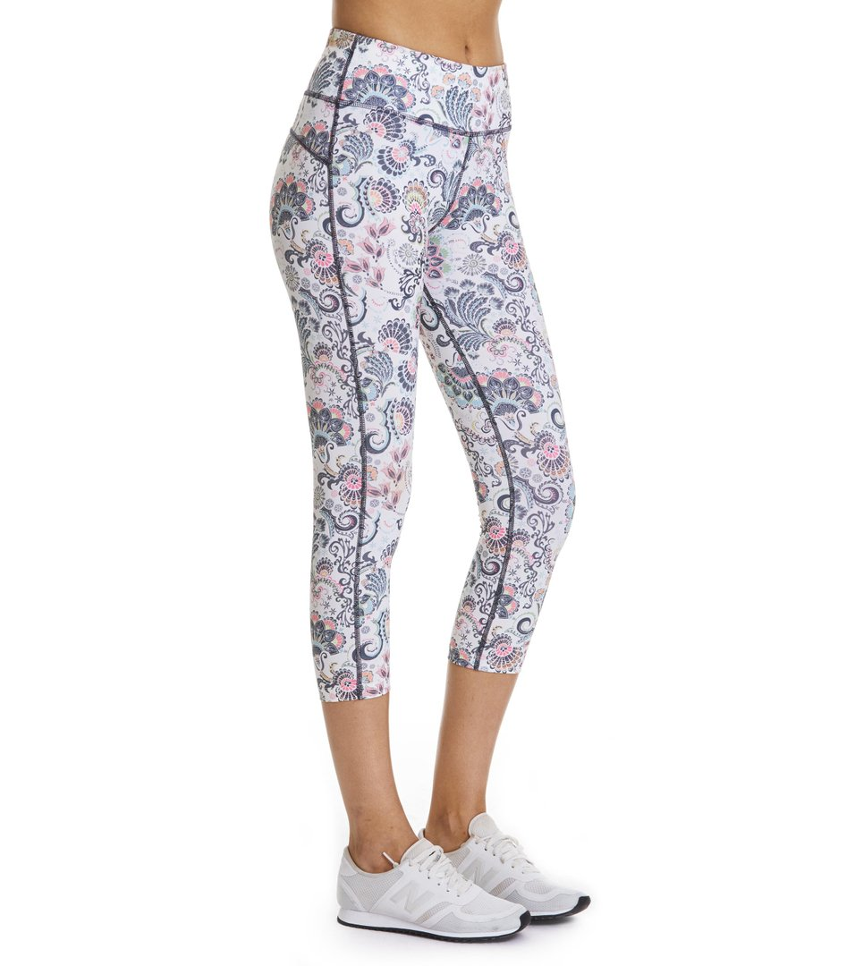 3/4-Capri Shakedown Leggings