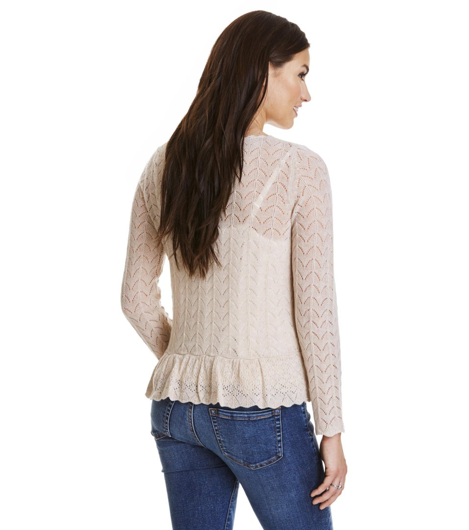 Truly Knit Sweater