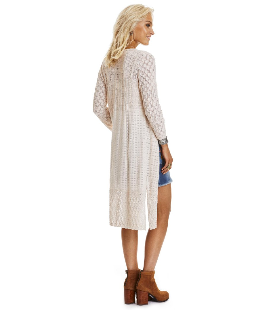 Love Affair Long Cardigan