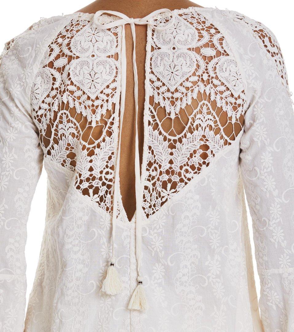 golden l/s blouse