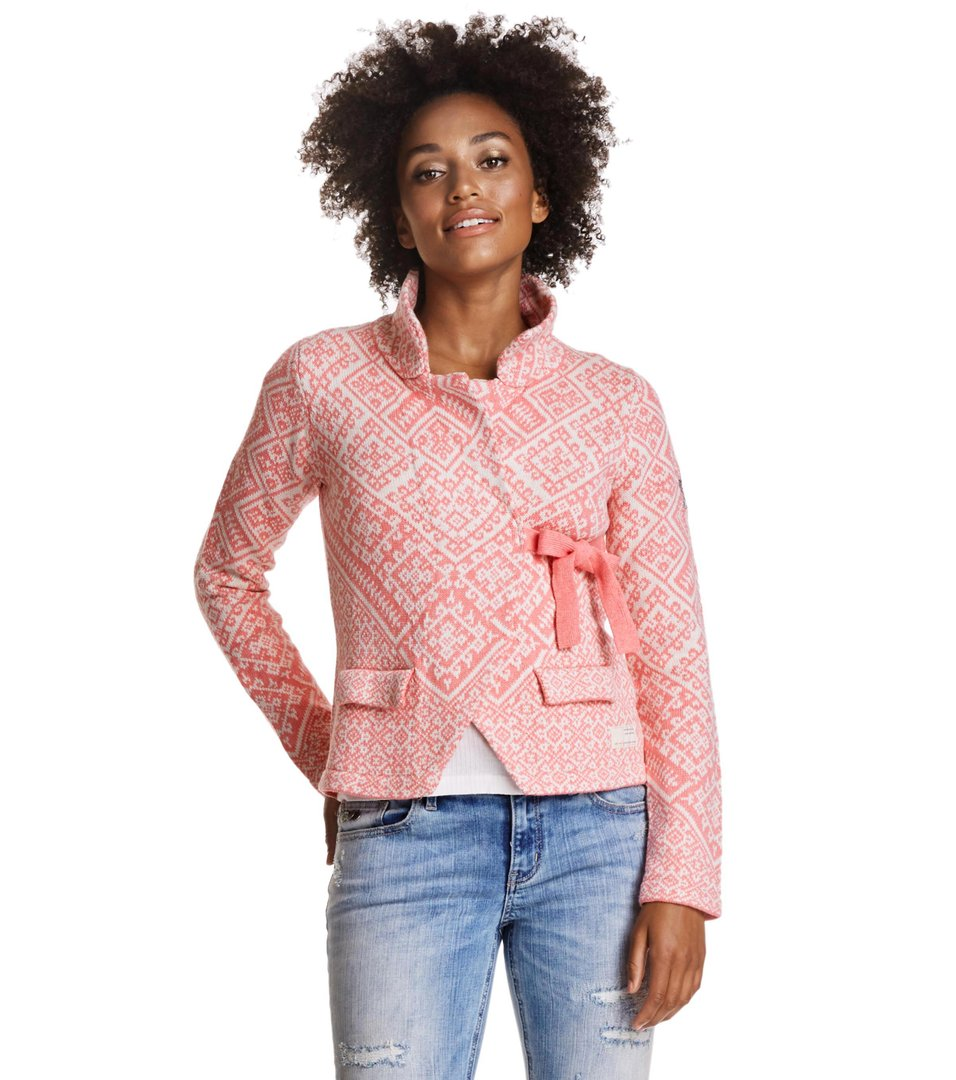Lovely Knit Jacket
