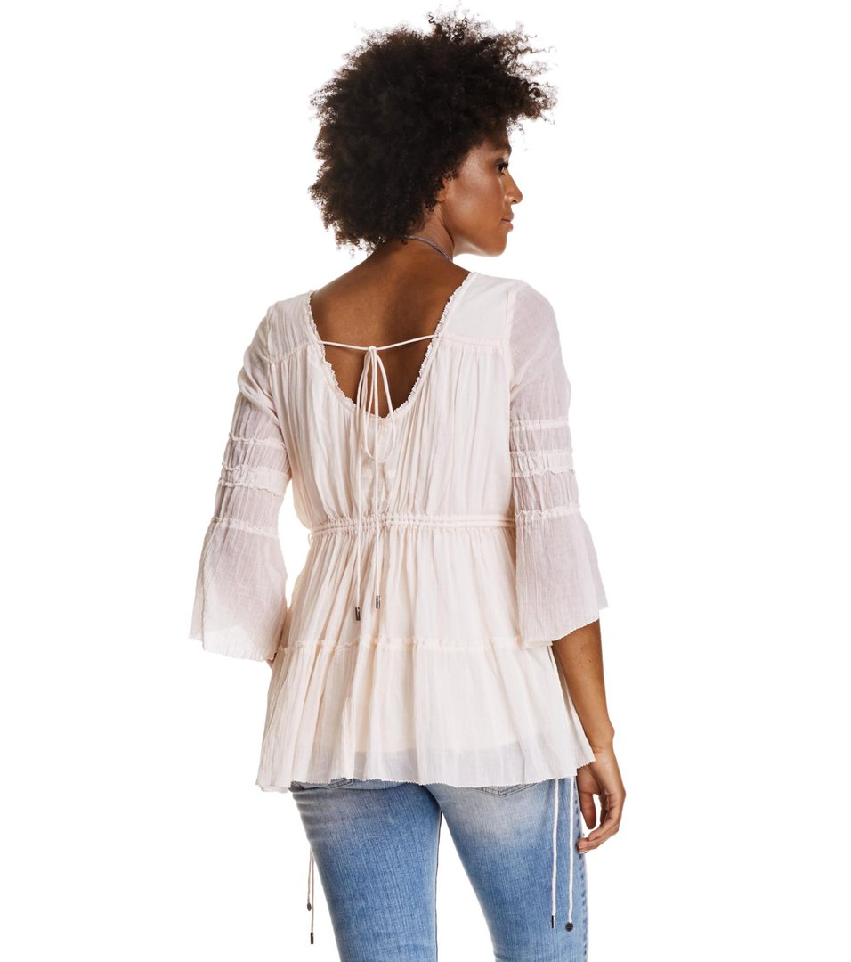 Summer Long Blouse