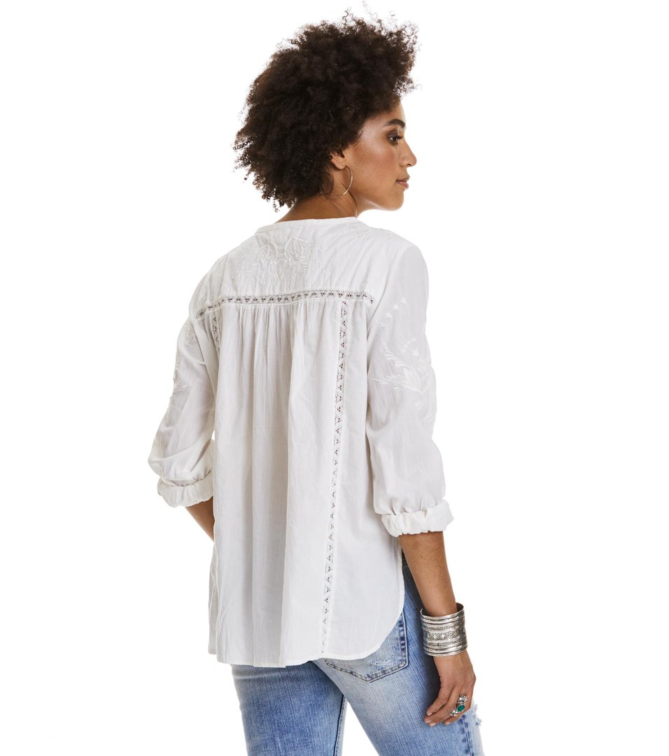 Stand Out L/s Blouse