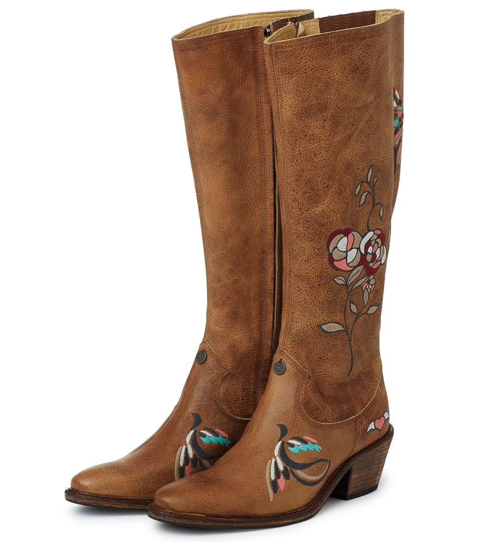 Rattlesnake High Boot