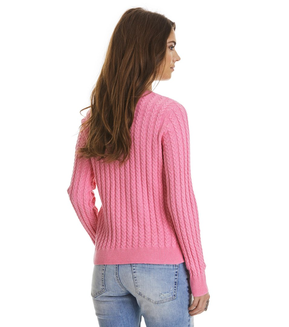 Ribbey Sweater