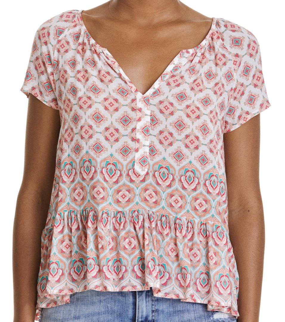 love affair s/s blouse